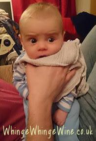 A very suspicious reflux baby; ranitidine didn't work and omeprazole made him scream