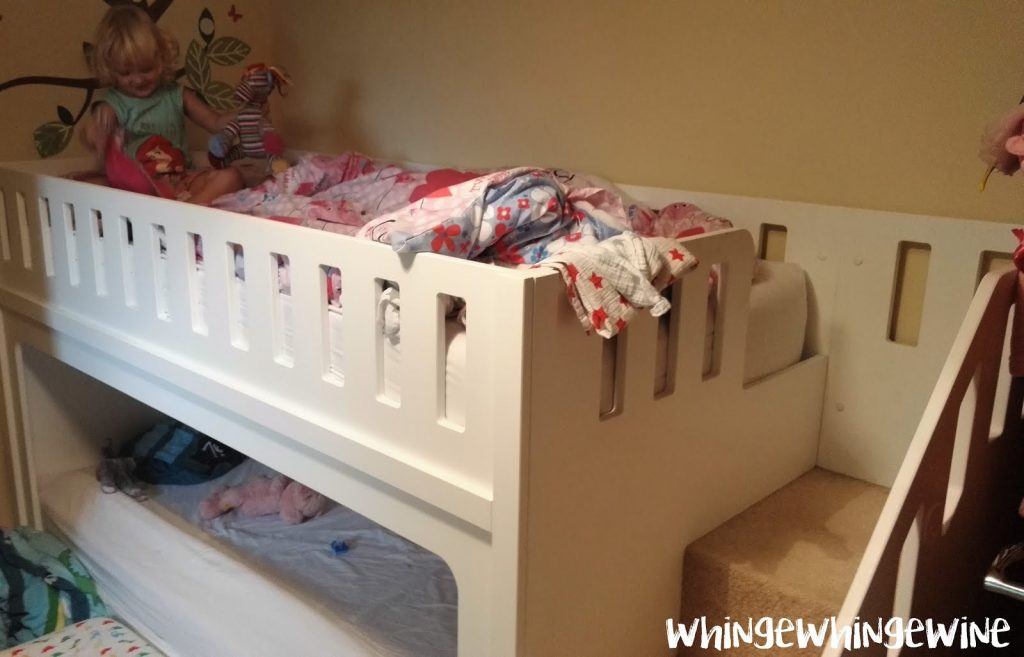 Picture of: Big Boy Bed Moving From A Cot Into A Bed At 12 Months Old