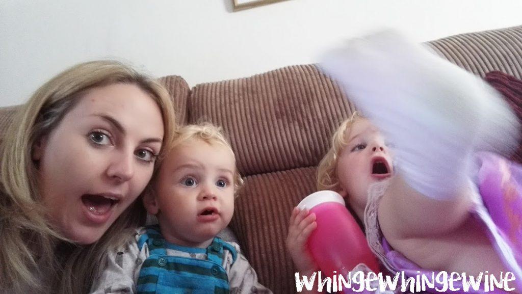 The working mum experience - SAHM to Working mom