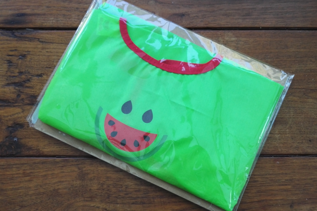 BIBaDO bib for weaning babies and toddlers - packet