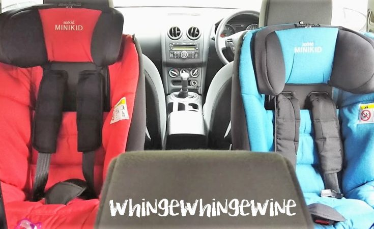 Road Trip Testing And Reviewing The Axkid Minikid Extended Rear Facing Car Seat