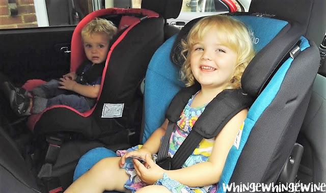 Axkid minikid car seats
