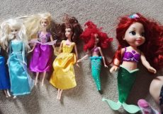 Disney Princess Colours of The Sea Ariel toddler Doll review