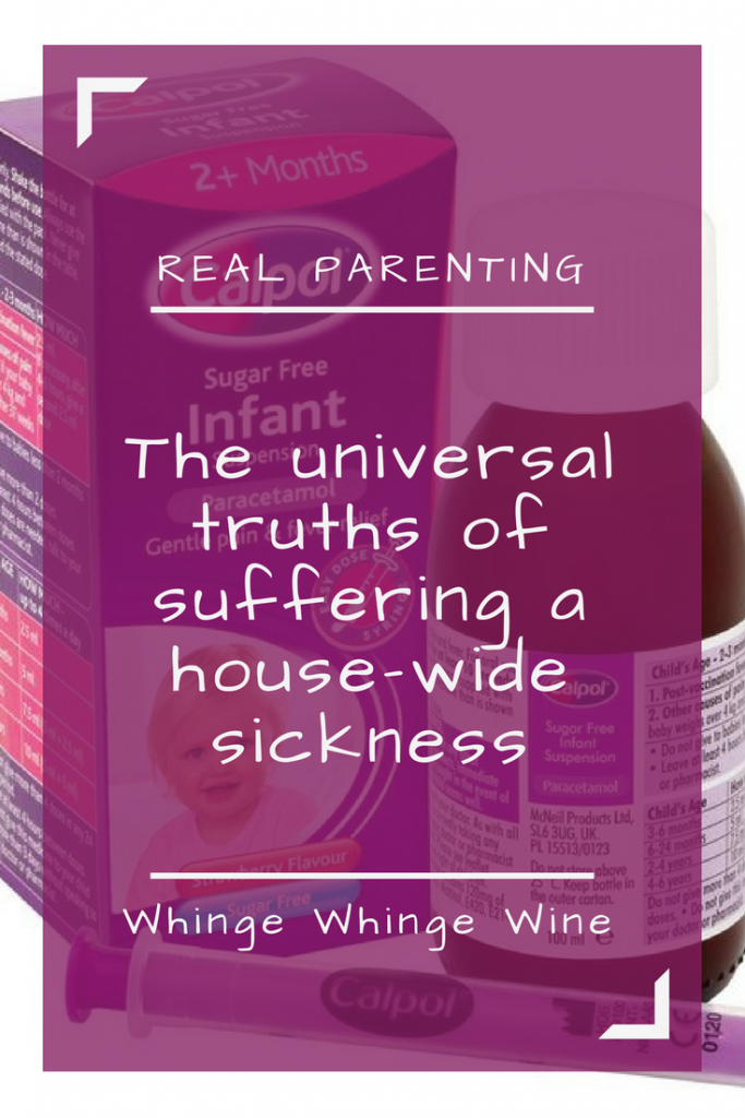 Mom's sick, the baby's sick, the toddler is sick: The universal truths of suffering a house-wide sickness #momlife #momstruggles #mumlife #parenting #momflu