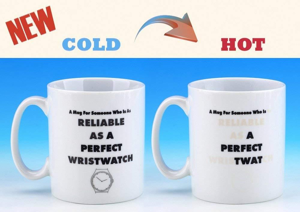 I'm a perfect twat mug
