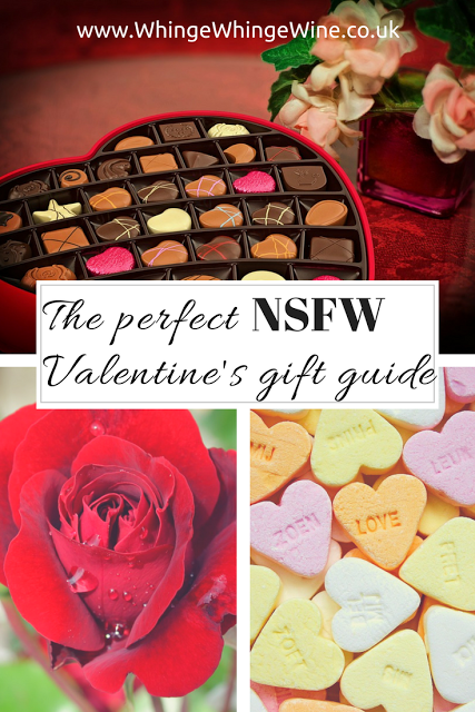 Love is in the air, and we have come up with the perfect St Valentine's Day gift guide (if you like rude, funny and inappropriate gifts). What will you pick for your loved one as a valentines gift? See our selection here of ideas for valentines day presents which will make them laugh and blush. A little NSFW and rude