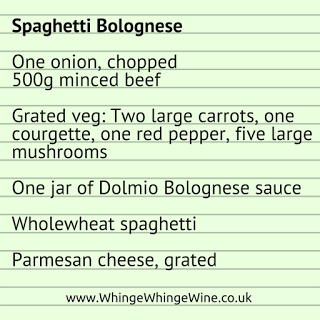 Three easy family recipes with Dolmio: Spaghetti bolognese loaded with veg, chicken pizzas and Chicken and veggie bake