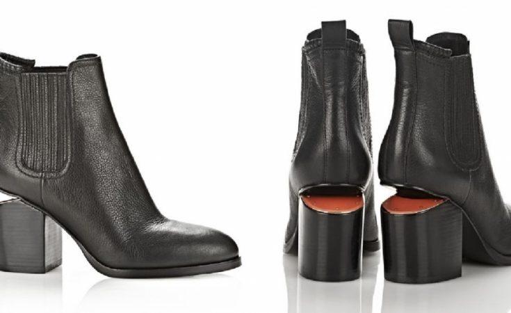 Wang shoes