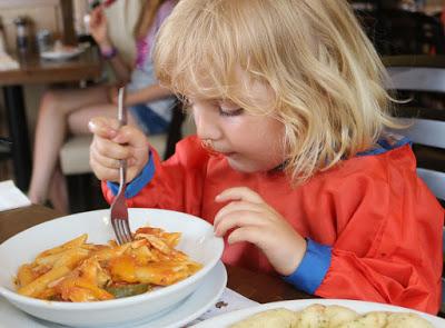 Prezzo La Famiglia: A dish for sharing
