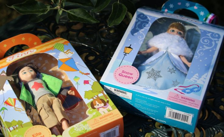 A review of Lottie dolls and Finn dolls - Whinge Whinge Wine