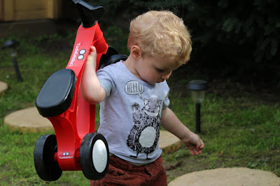Toddlebike 2: A review of the lightweight balance bike for 18m+