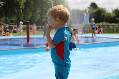Swanley Park - free stuff to do with kids in Sevenoaks