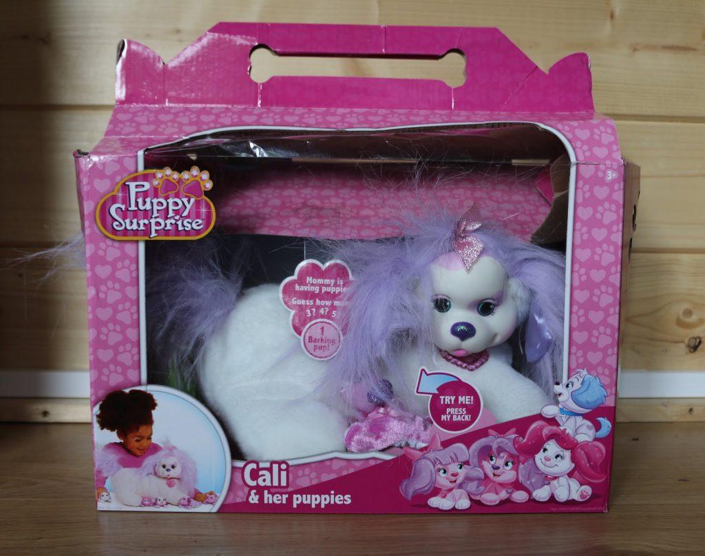Puppy Surprise series 5 Cali Dog