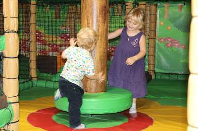 Soft play at Ruxley Manor - Pixie Manor what to expect