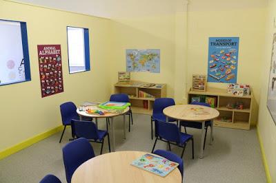Little Street Maidstone indoor pretend play centre classroom