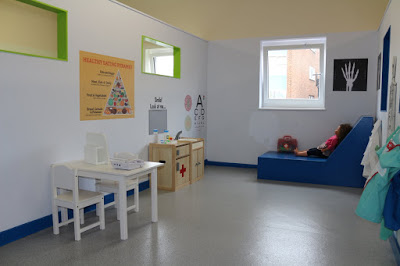 Little Street Maidstone indoor pretend play centre doctor's surgery