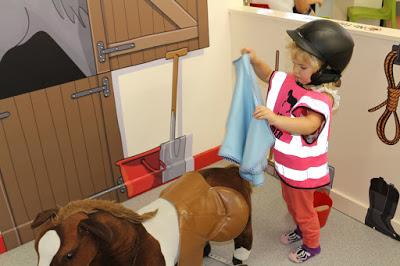 Little Street Maidstone indoor pretend play centre horses