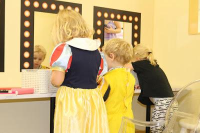 Little Street Maidstone indoor pretend play centre police theatre
