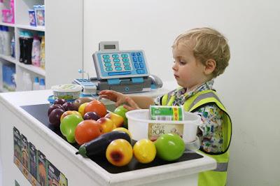 Little Street Maidstone indoor pretend play centre supermarket