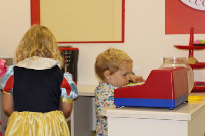 Little Street Maidstone indoor pretend play centre cafe