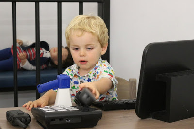 Little Street Maidstone indoor pretend play centre police station