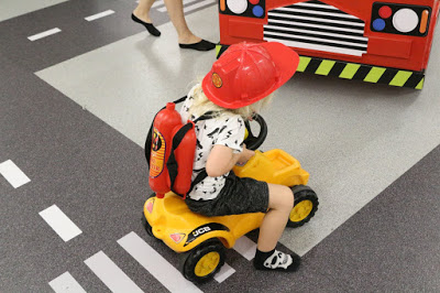 Little Street Maidstone indoor pretend play centre ride ons