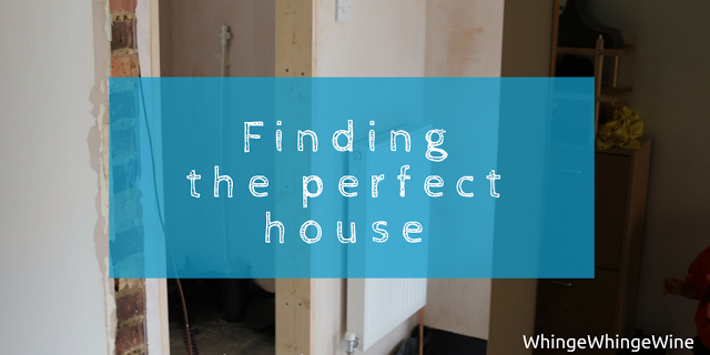 Finding the perfect house harder than finding true love for Find the perfect house