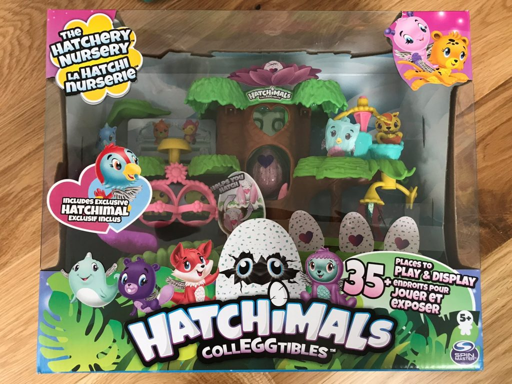 Hatchimals CollEGGtibles Hatchery Nursery (7)