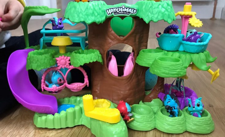 Hatchimals CollEGGtibles Hatchery Nursery whole