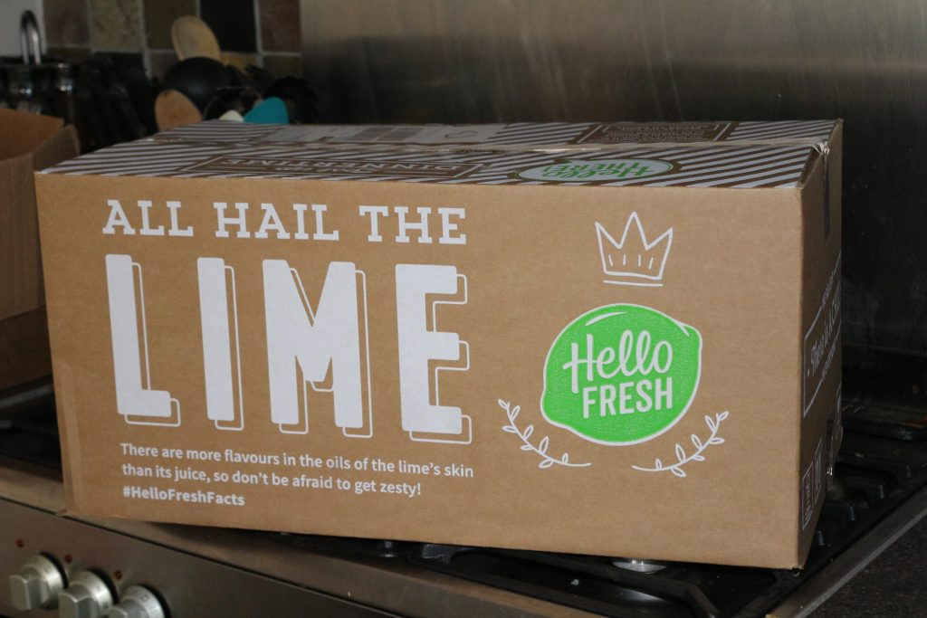 Hellofresh Family Box Review Hello Fresh Is Now For Families