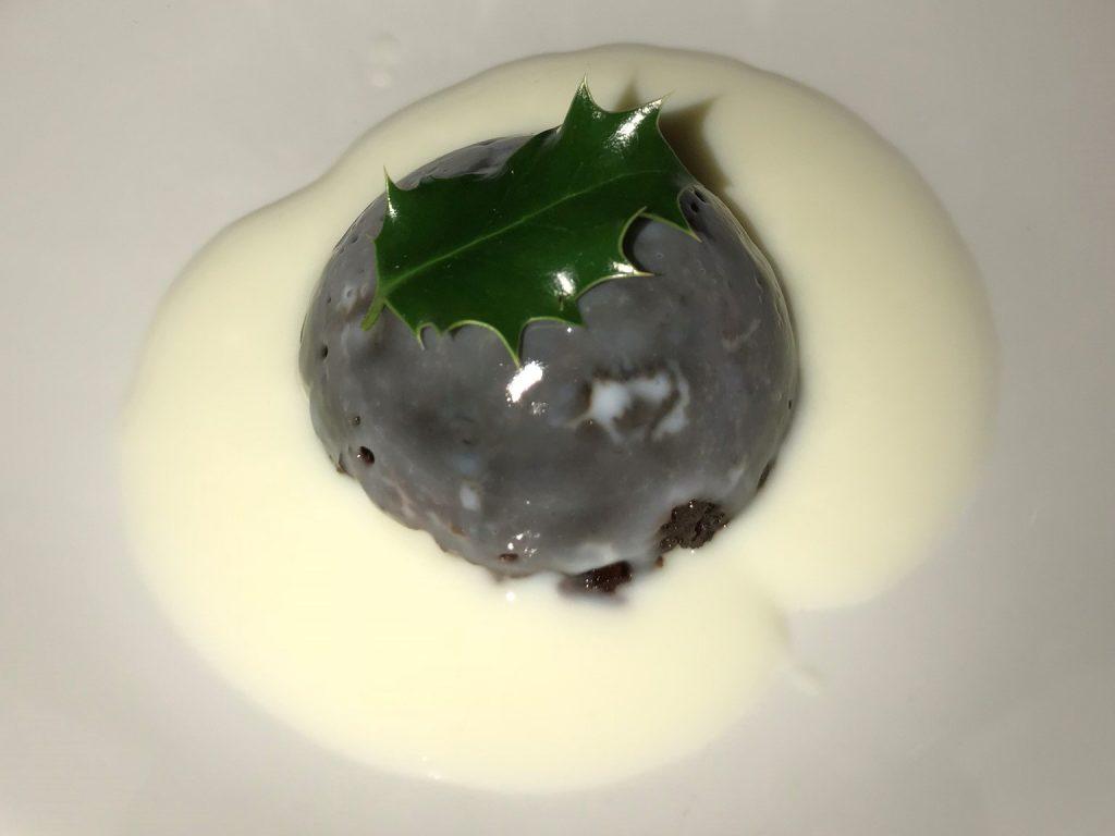 Hotel Du Vin Tunbridge Wells (3) Christmas pudding