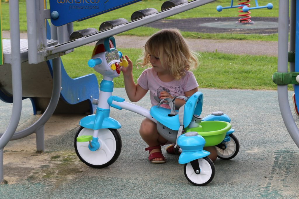 VTech 5in1 Stroll and Grow Trike review