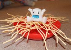 Yeti in my spaghetti children's game review