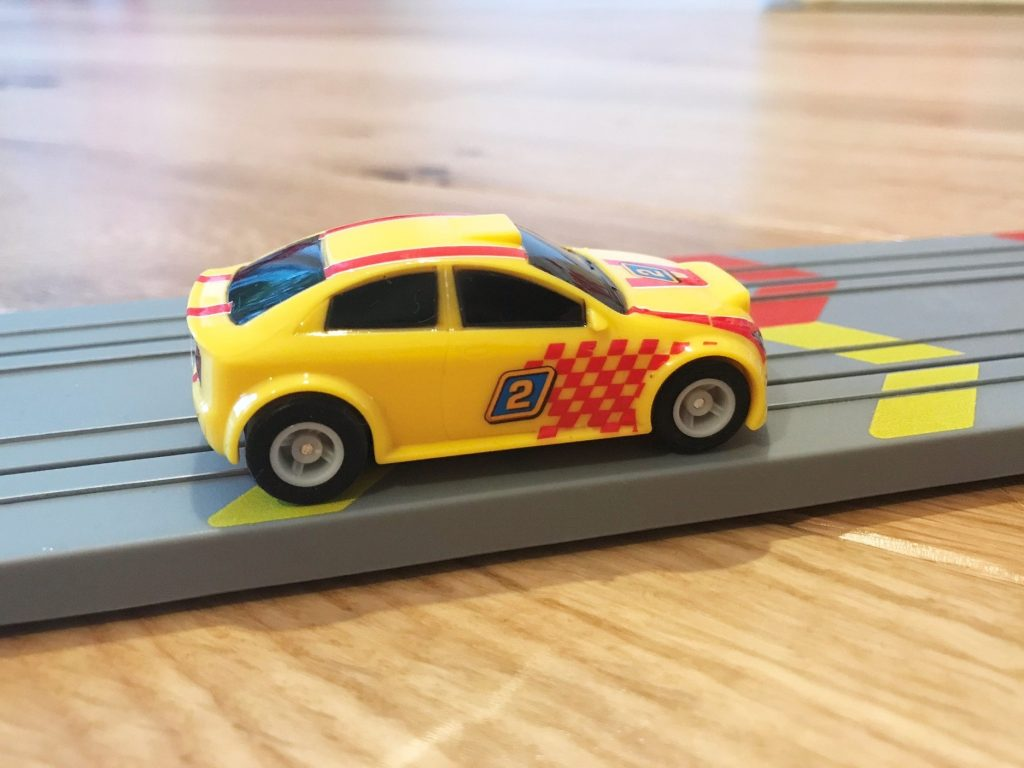 My first Scalextric