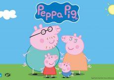 Peppa pig clocks go back