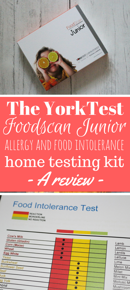 We review the YorkTest Laboratories Foodscan Junior allergy and food intolerance (IGG) home blood testing kit from Yorktest to check for gluten and dairy intolerance. Here is our review #yorktest #igg #glutenintolerance #dairyfree #glutenfree #IGGtesting