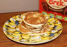 Ready Brek Wheat free syn free slimming world pancake recipe