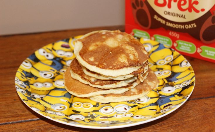 Ready Brek Wheat free syn free slimming world pancake recipe