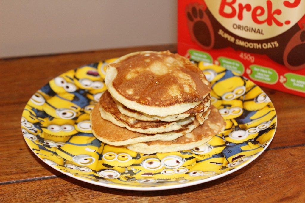 Ready Brek pancake recipe: Gluten/Syn-free Slimming World ...
