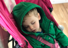 My two year old wakes up really early and I'm totally fed up of it
