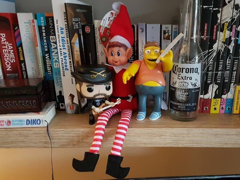 elf on the shelf ideas1