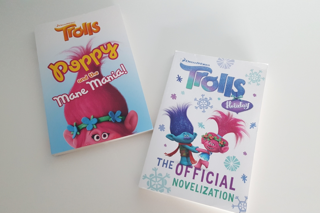 trolls books