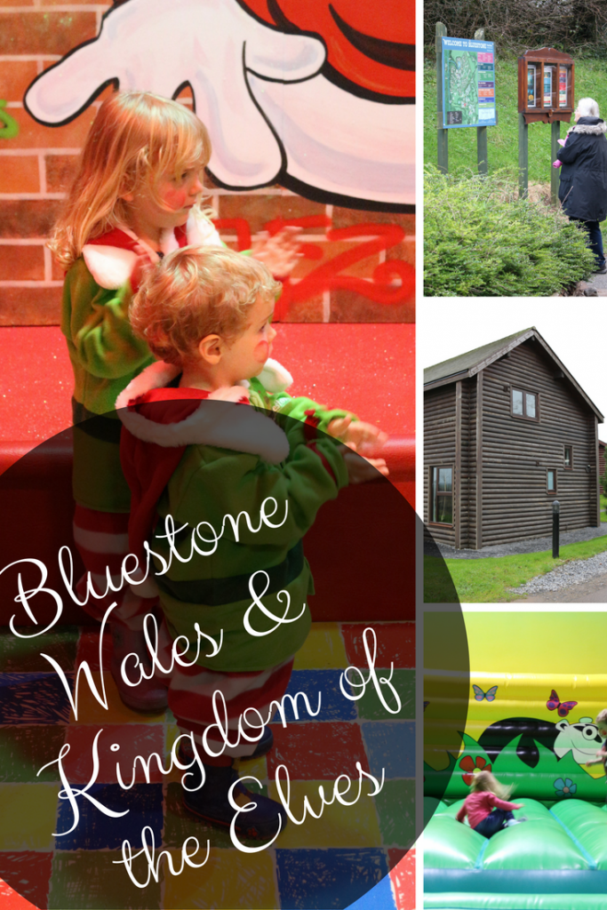 Bluestone Wales - Christmasland - Kingdom of the Elves. What to expect, the adventure centre, what to do, Bluestone for under 5s, nearby town, inside the Gateholm lodge