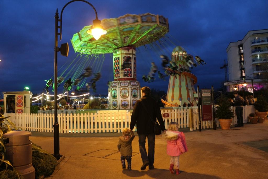 Things to do at Butlin's Bognor Regis for children under 5 fairground