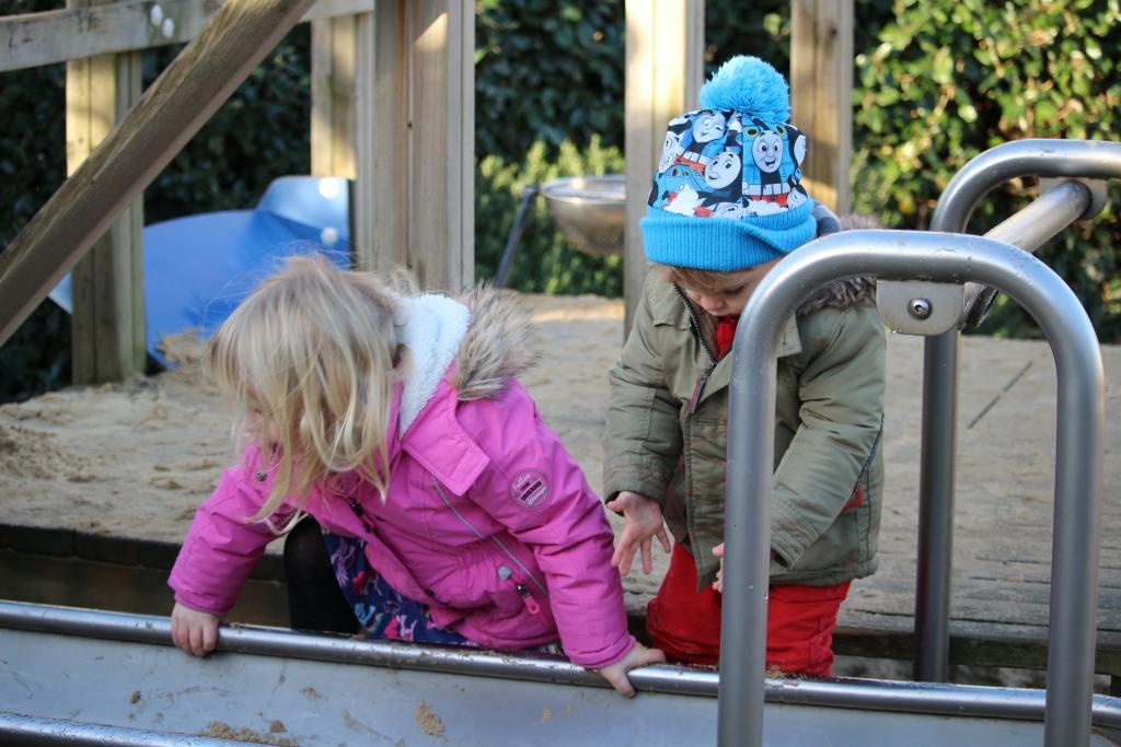 Things to do at Butlin's Bognor Regis for children under 5 Sandpit