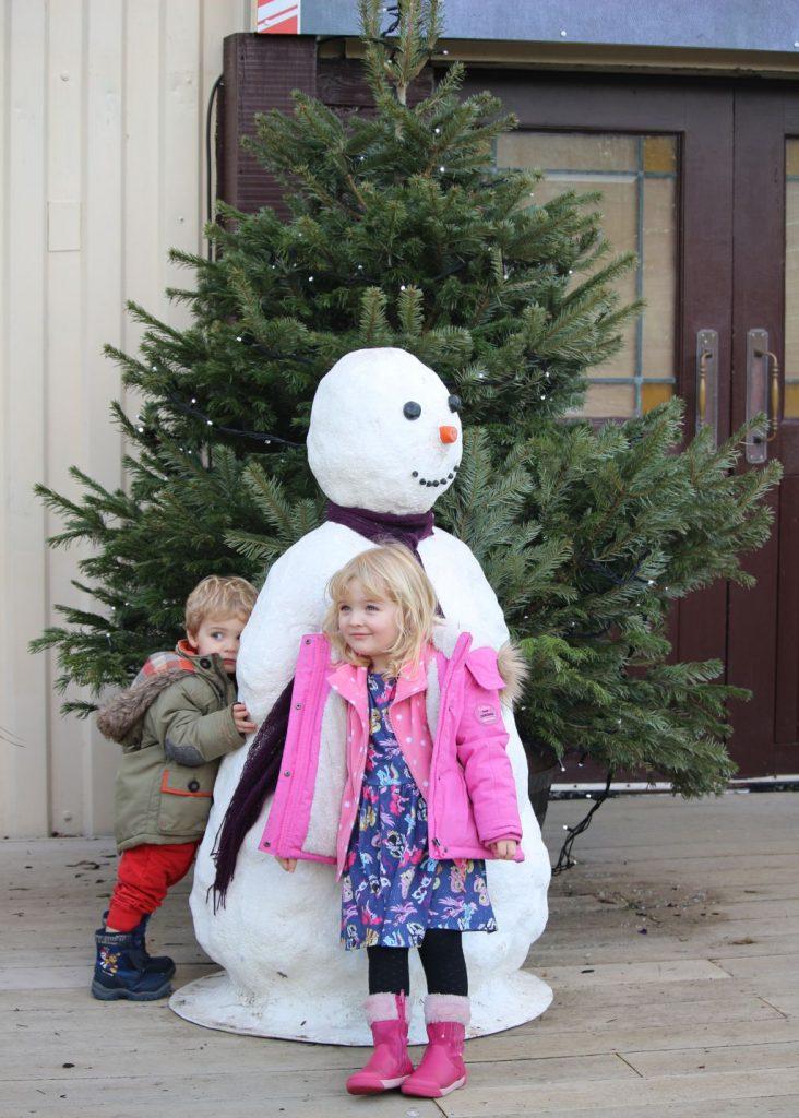 Things to do at Butlin's Bognor Regis for children under 5 winter grotto