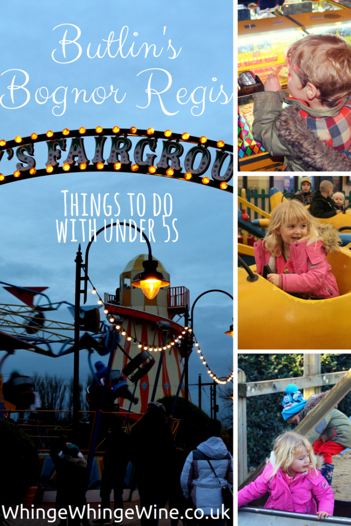 Things to do at Butlin's Bognor Regis for toddlers and children under 5 years old. Entertainment, fairground, swimming pool - there is lots to do at Butins Bognor! #Butlins #ThingsToDo