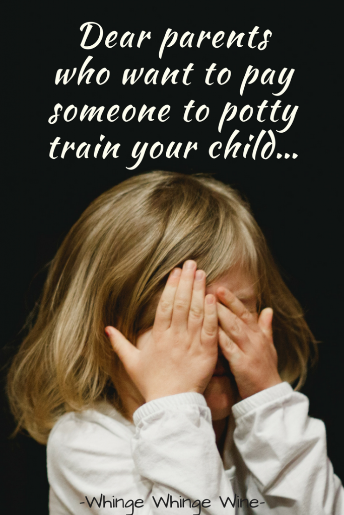 Dear parents who want to pay someone £1.5k to potty train their child... Here is my application. Thank you for your consideration; I hope to hear from you. #parenting #reallife #momlife #humor #viralposts #childcare #pottytraining #toilettraining #toddlers