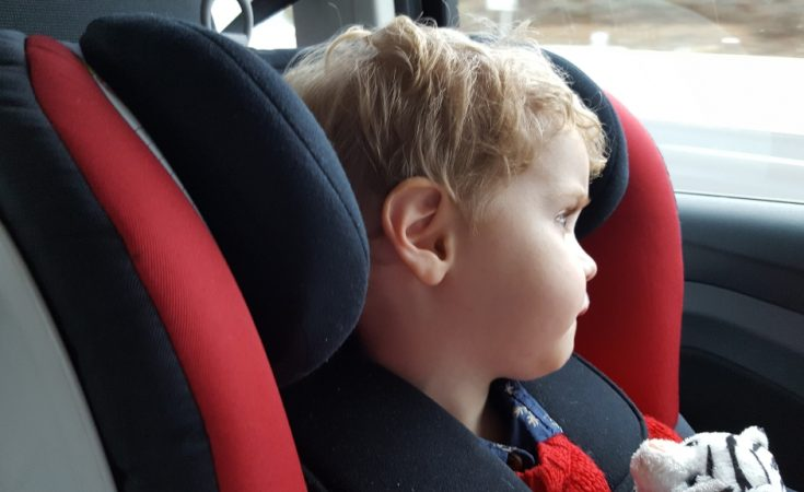 Tips for surviving long car journeys with kids