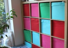 Family room ideas Storage Ikea Kallax